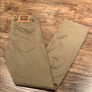 Levi's Khakis 511 Slim